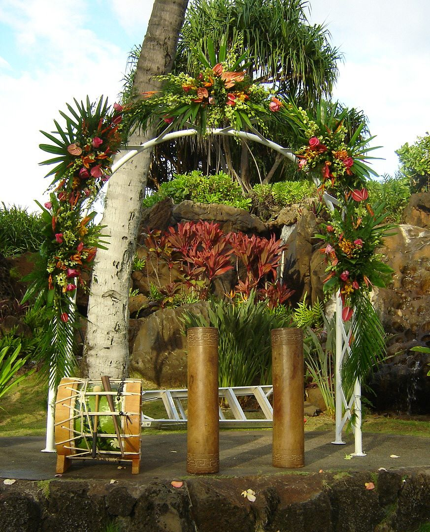 Hawaiian Wedding Bouquet Arrangements Hawaiian Flower Arrangements