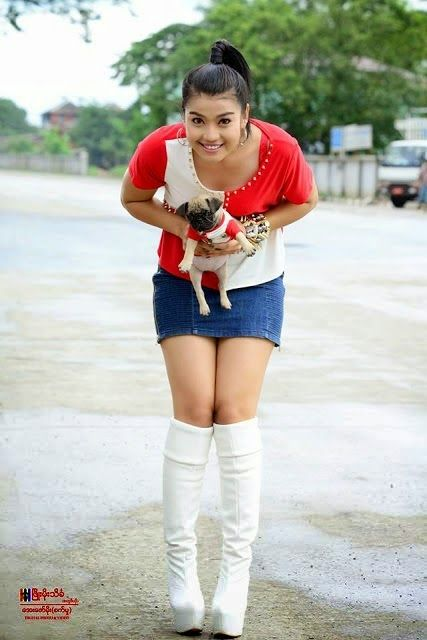 Myanmar Celebrities: Myanmar Famous Actress- Ei Chaw Po