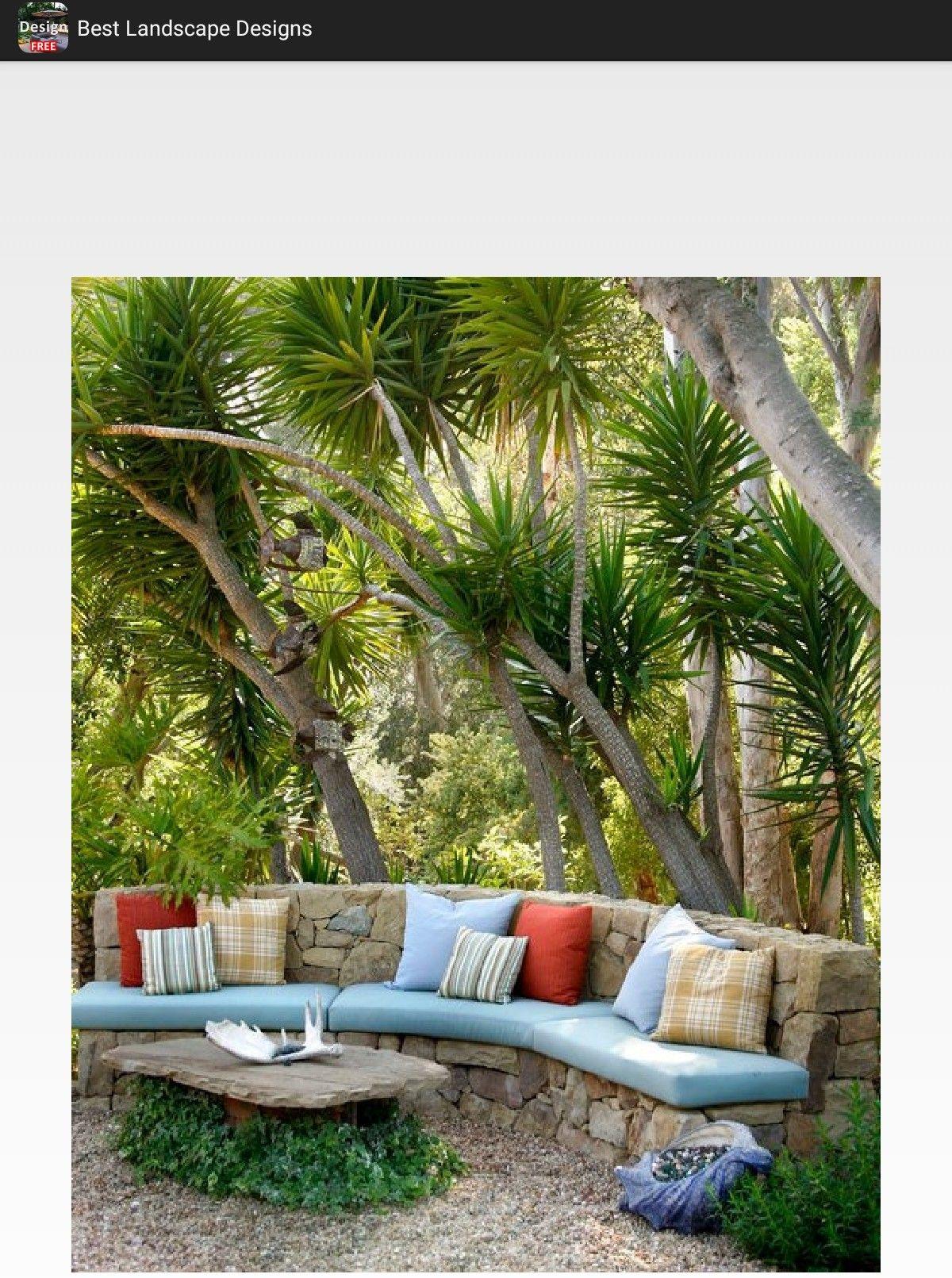 Pin de Kathy en casa nueva | Pinterest | Adornos de jardín, Jardín y ...