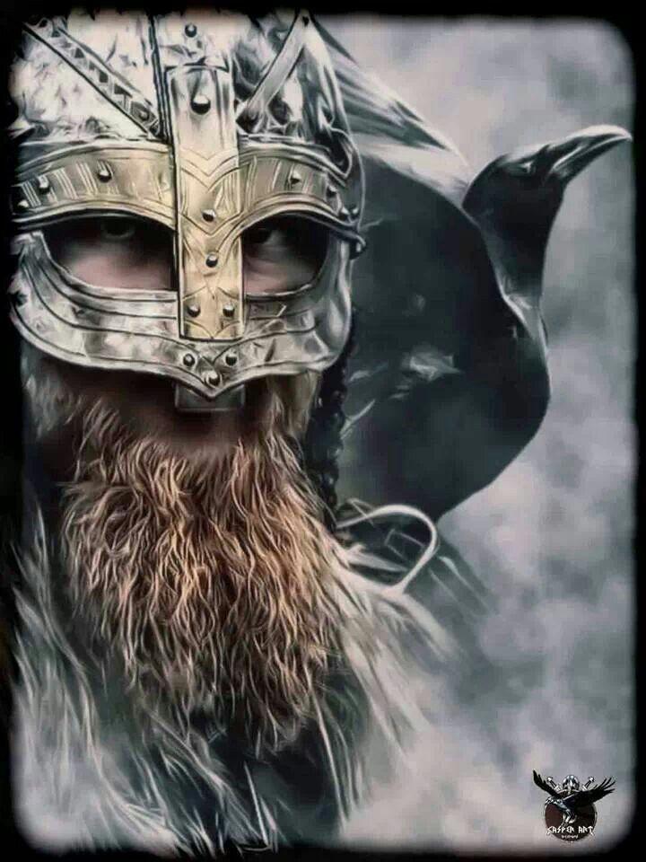 Viking...Norse Mythology art