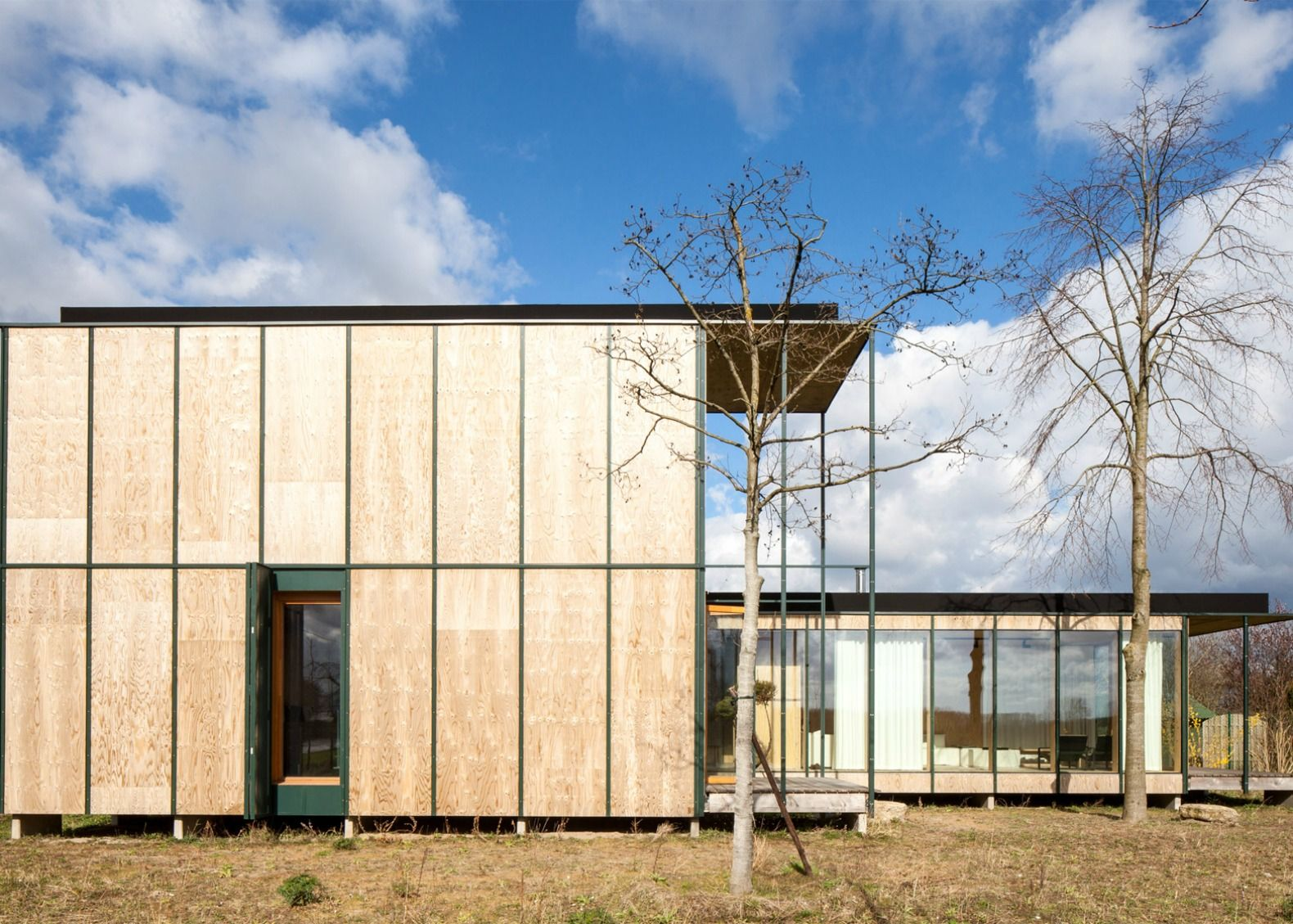 Architecture Ghent based Architecture studio GAFPA incorporated