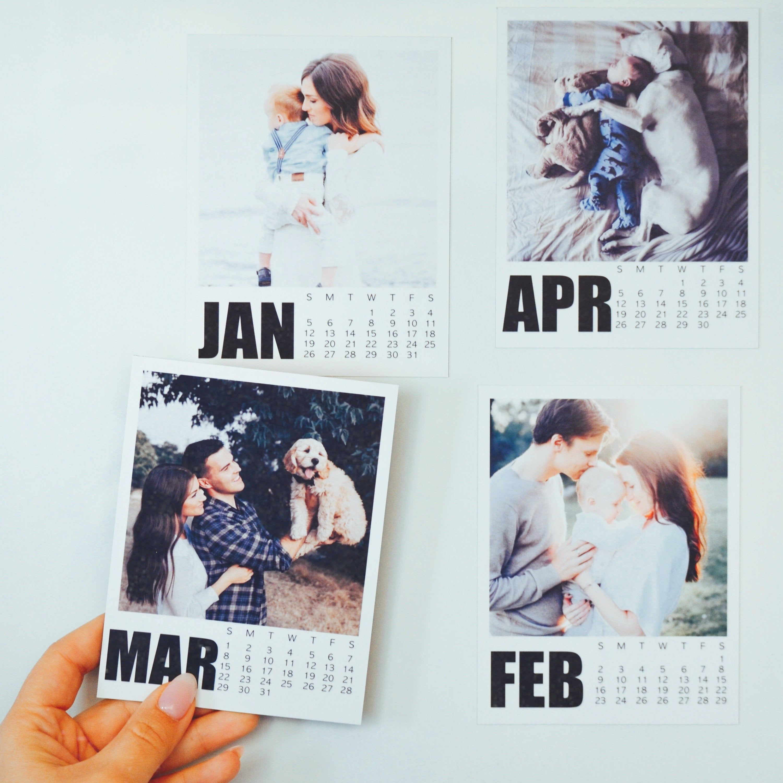 CALENDAR PHOTO MAGNETS Photo Print Gift Photo #FridgeMagnet #InstagramPrint #PhotoMagnet #MagnetCalendar #FridgeCalendar #PhotoPrint #PhotoGift #PhotoGifts #WeddingPhoto #PolaroidPrint