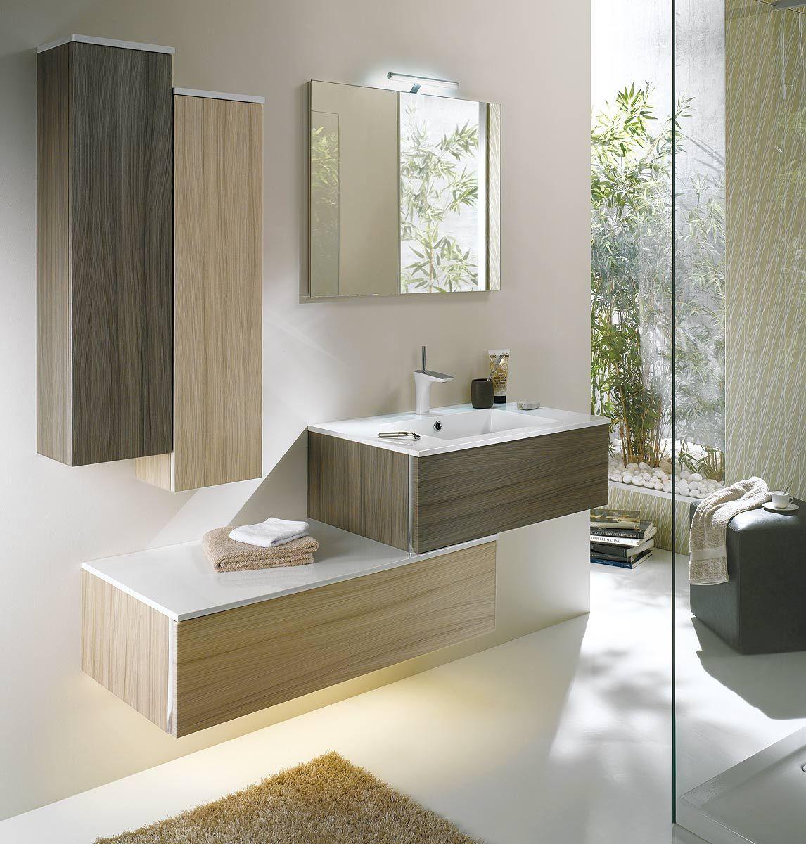 meubles salle de bains bois lido majik