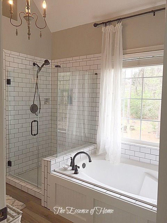 30+ Inspiring Master Bathroom Renovation Ideas images