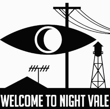Amazon Com Qty 5 Welcome To Night Vale Logo Sticker Decal 3 X