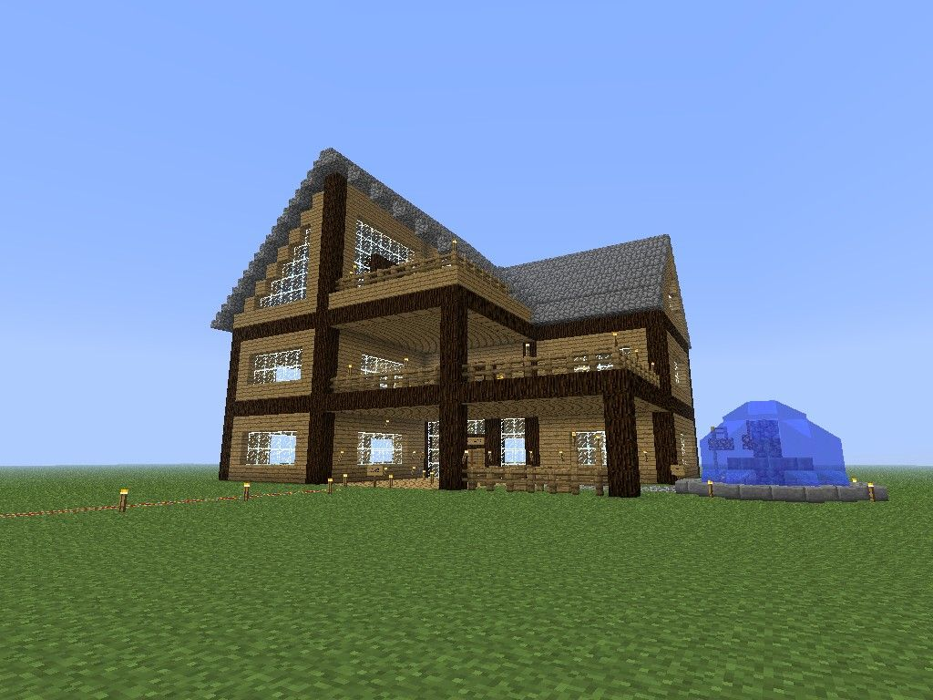 My Next House To Make With Some Of My Own Touches Um Going