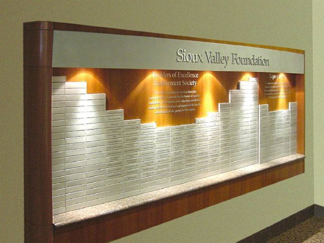 Custom Interior and Exterior Architectural Signage for Civil Projects | Serigraphics Sign Company of Minneapolis, Minnesota