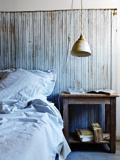 oh la la j aime interiors bedroom home metal walls rh pinterest com