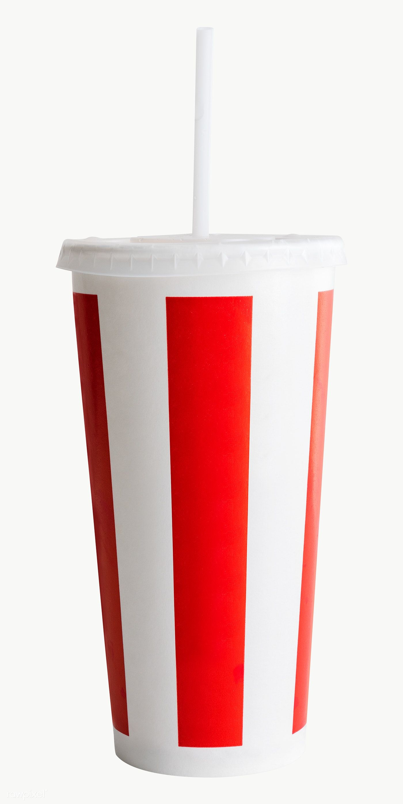 Red And White Striped Disposable Soft Drink Cup Free Image By Rawpixel Com Teddy Rawpixel Drinking Cup Red And White Stripes Soft Drinks