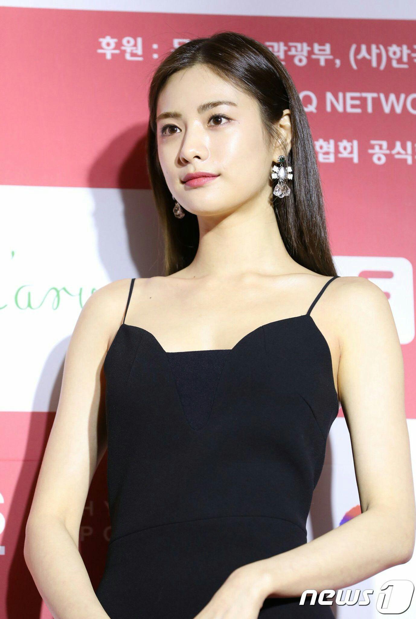 Nana at Korea Top Artist Award Nana ImJinAh 애프터스쿨 나나