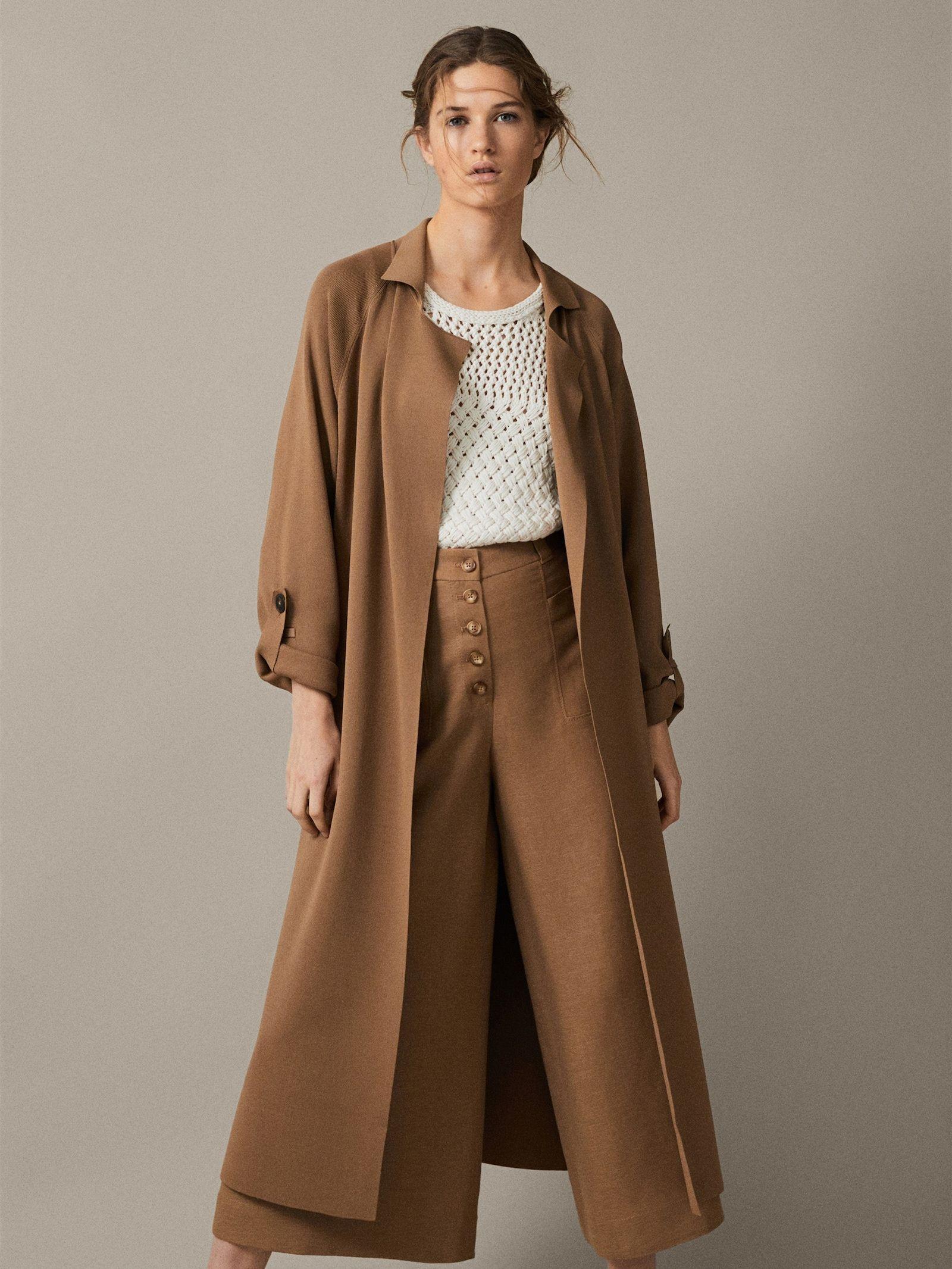 Women S Sweaters Cardigans Massimo Dutti Spring Summer 2019 Cardigan Fashion Outerwear Women Massimo Dutti