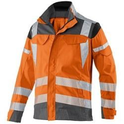 Photo of Kübler unisex Warnjacke Reflectiq orange Größe 50 Kübler