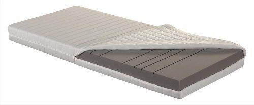 Matratzenkissen 90x200  Traumnacht XXL Cold Foam Mattress, Hardness Level H4, 7 Zones ...
