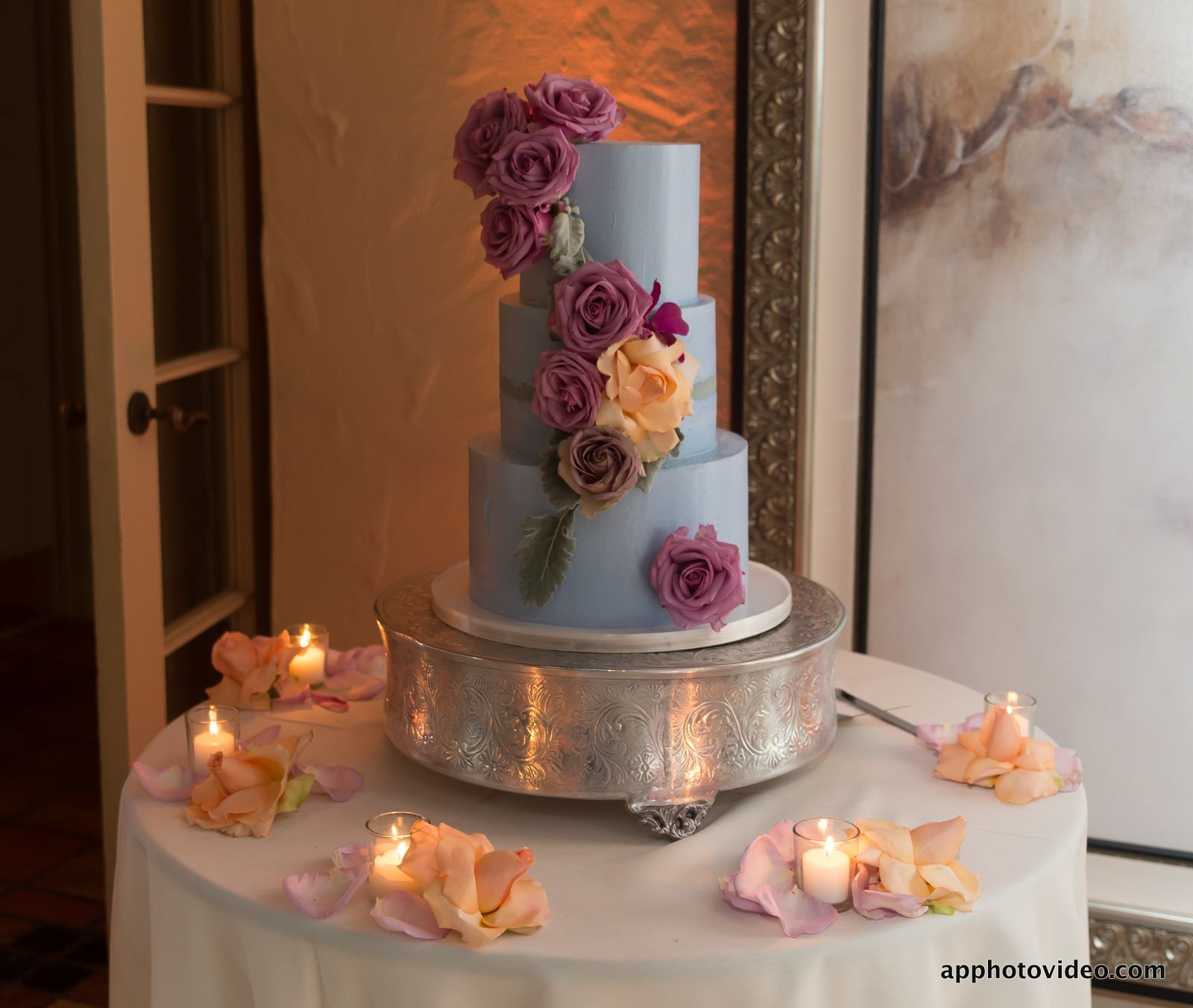 Love This Wedding Cake By Earth And Sugar West Palm Beach Miami Locations
