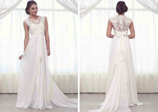 lace greek goddess wedding dress - Google Search
