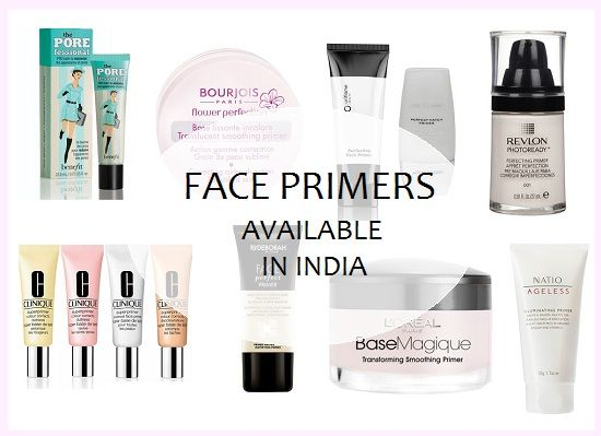 11 Best Face Primers In India For Oily And Combination Skin In