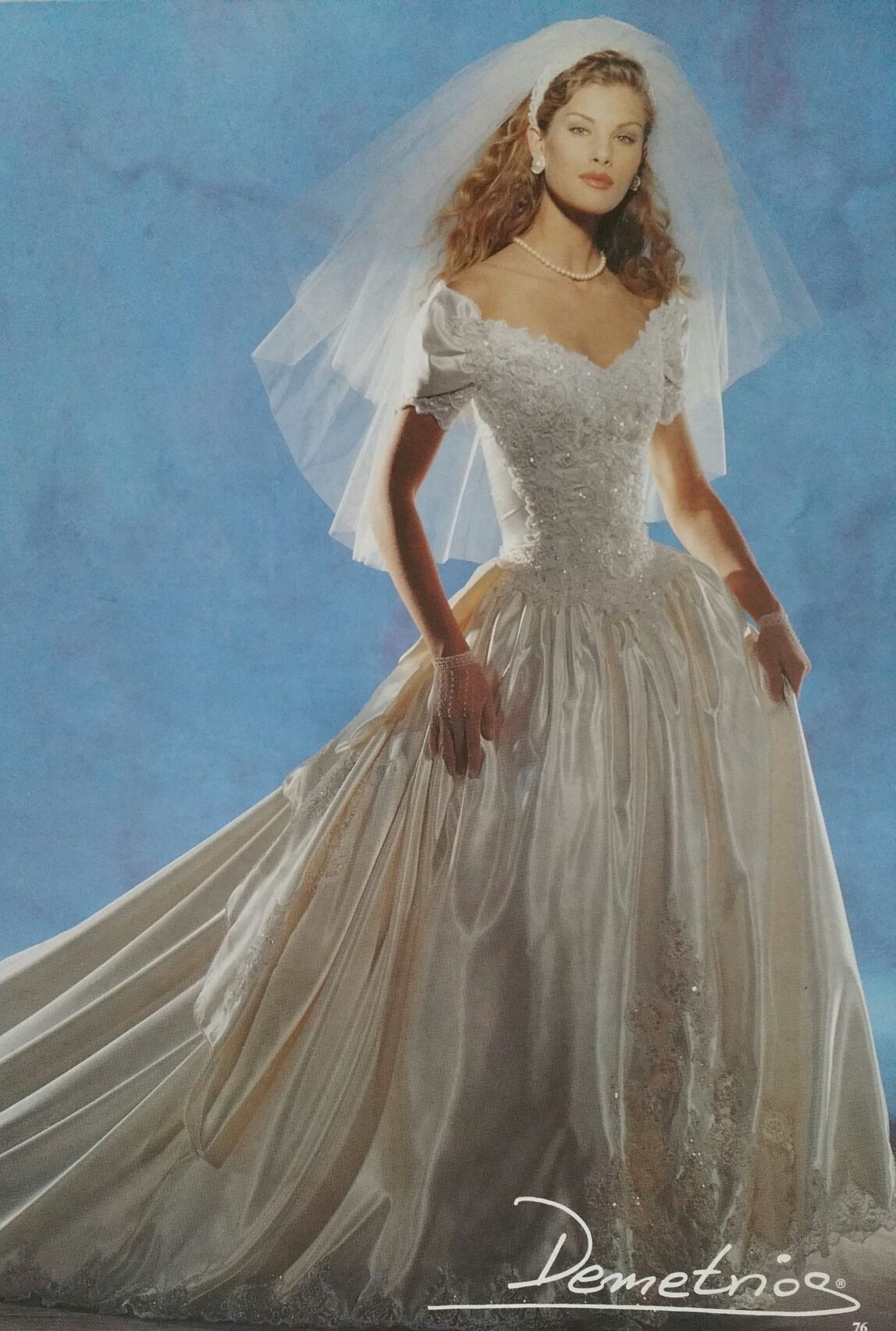 Dorable Demetrios Bridal Gowns Image - All Wedding Dresses ...