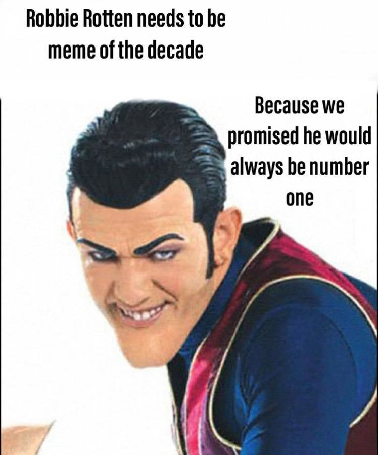 It Is The Only Way Robbie Rotten Classic Memes Funny Relatable Memes