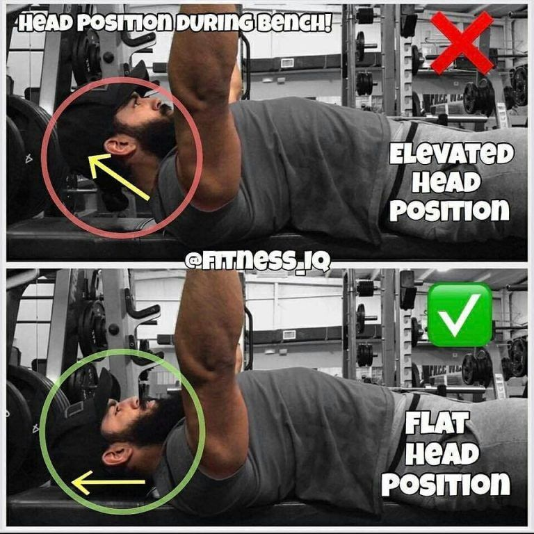 Technique For A Big Chest How To Bench Press Workout Pinterest