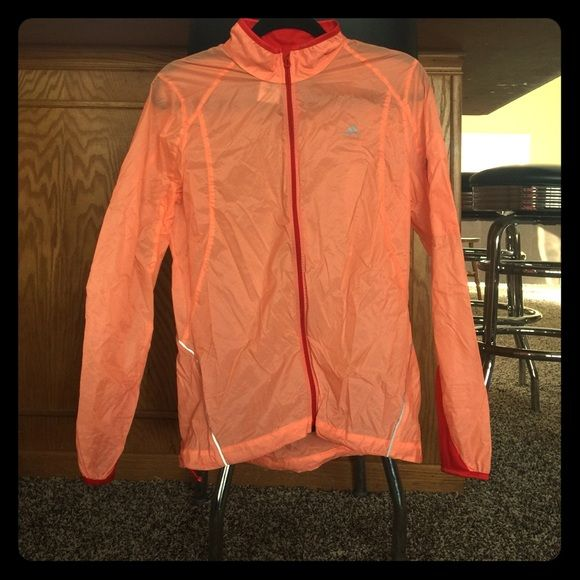Adidas size medium lightweight rain jacket running | Lightweight ...