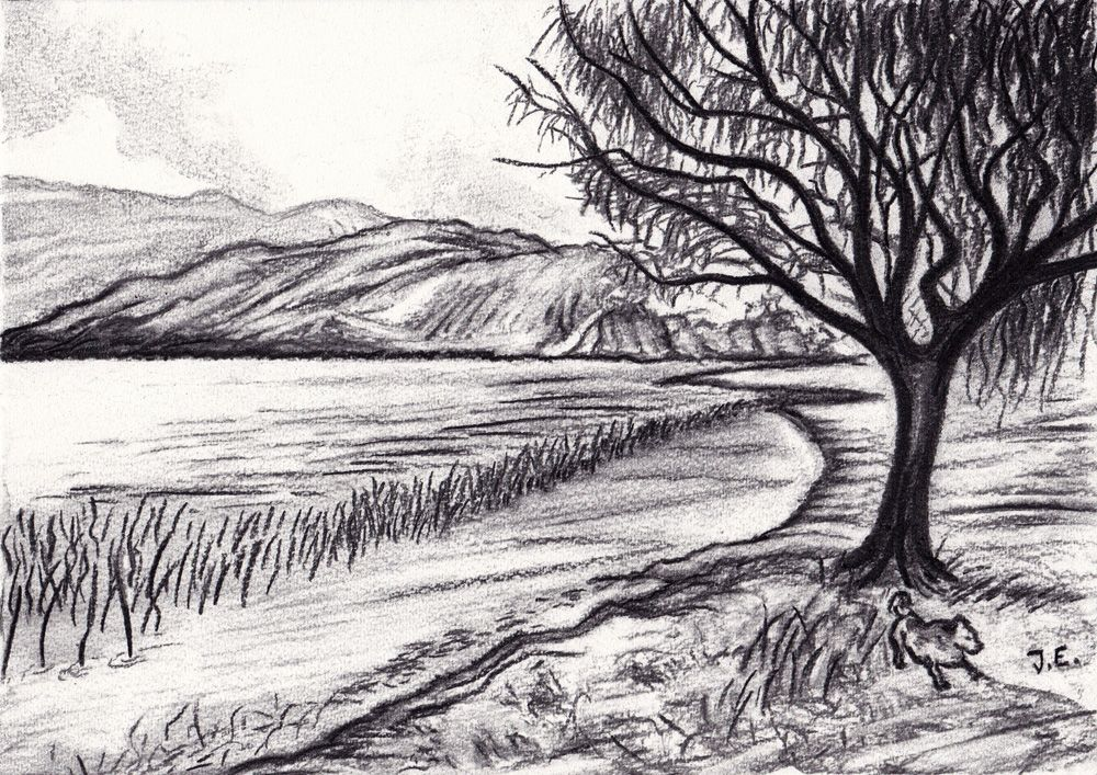 landscape sketches - Google Search | Sketching | Pinterest ...