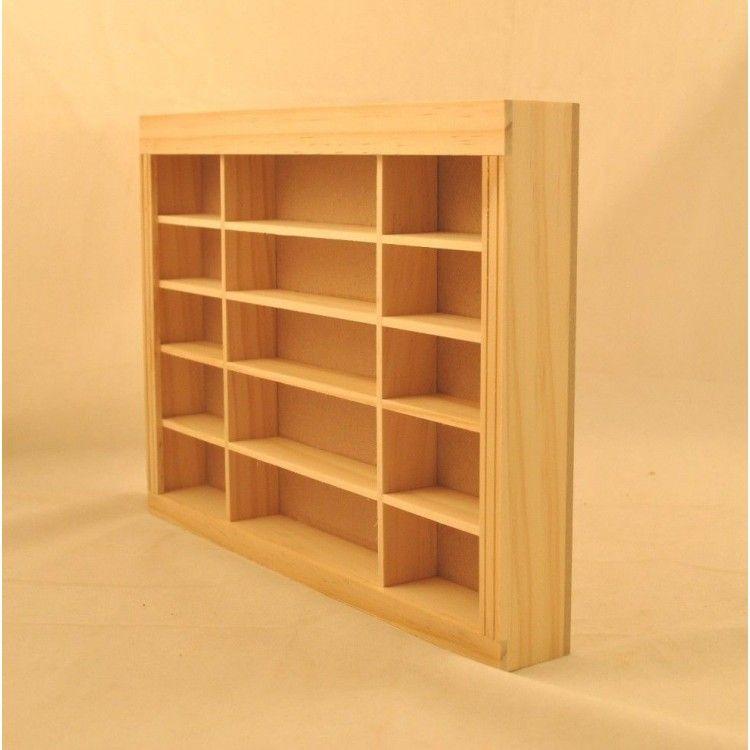 Shelf Unit 9954 Dollhouse Miniature
