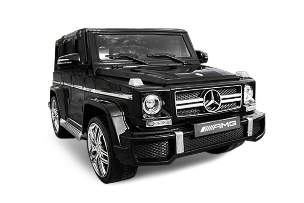 lizenz mercedes g63 kinder elektroauto suv gel ndewagen. Black Bedroom Furniture Sets. Home Design Ideas