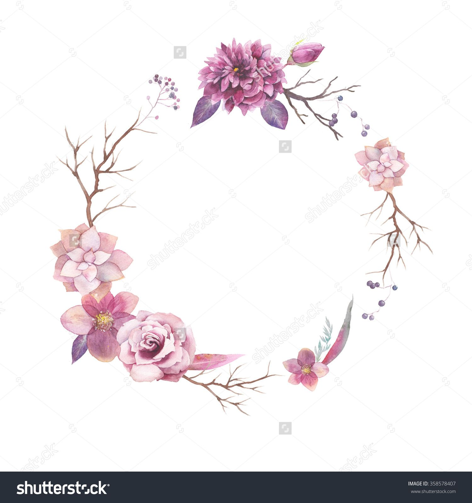 floral wall backdrop stone rustic - Google Search ...
