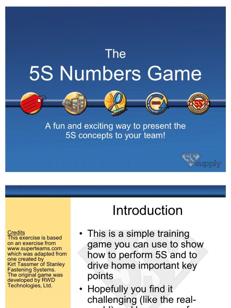 Simple Lean Games