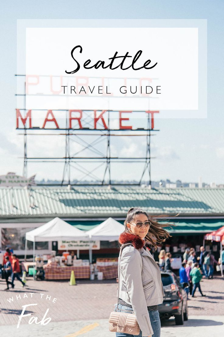The PERFECT Three Day Seattle Itinerary For a 2019 Trip