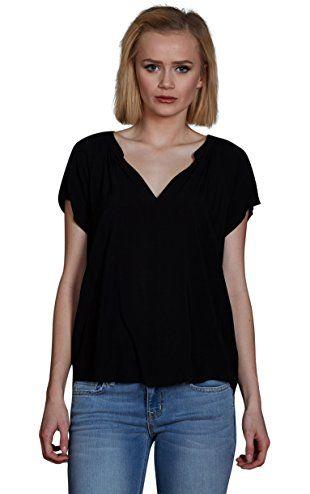 Buy Cheap Great Deals For Sale Online Store Velvet By Graham & Spencer Woman Short Sleeved White Size XS Velvet Outlet Pictures EFcM8IkO