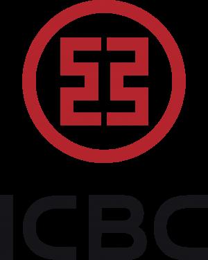 Industrial Bank China Logo Icbc Png Svg Logo Vector Template Free Downloads Logos Banks Logo Templates Free Download
