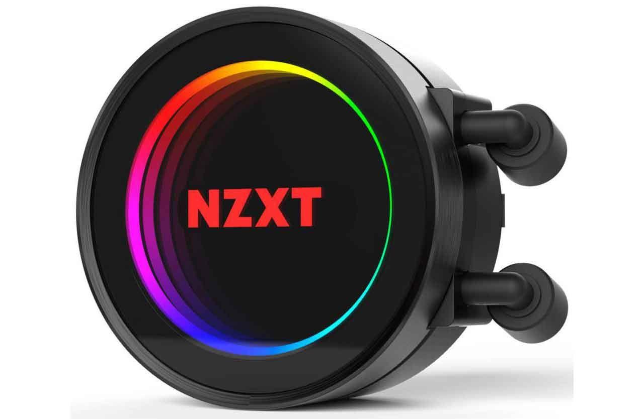 Nzxt Kraken X Series Aio Liquid Coolers Water Cooler Fan Kraken