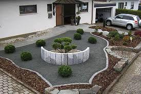 vorgarten gestalten reihenhaus – domenoblog, Garten und erstellen