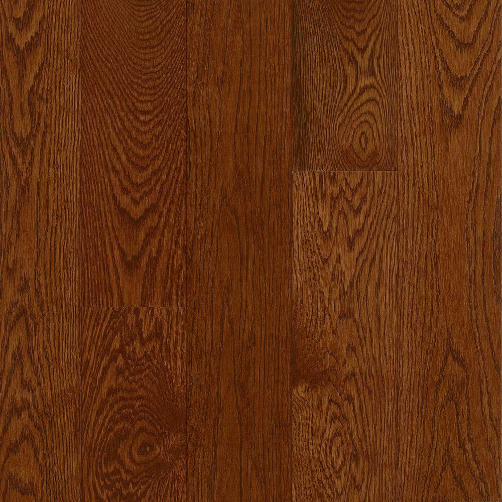 Bruce American Originals Deep Russet Oak 3/4 in. T x 5 in