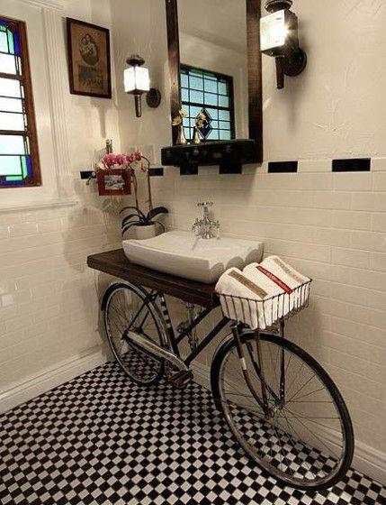 Diseños de originales lavabos para cuartos de baño, inspírate con ...