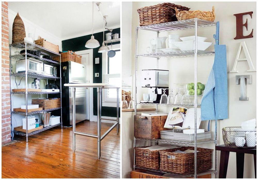 02 estanterias metalicas cocina estanter as metalicas pinterest estanter as met licas - Estanterias metalicas de diseno ...