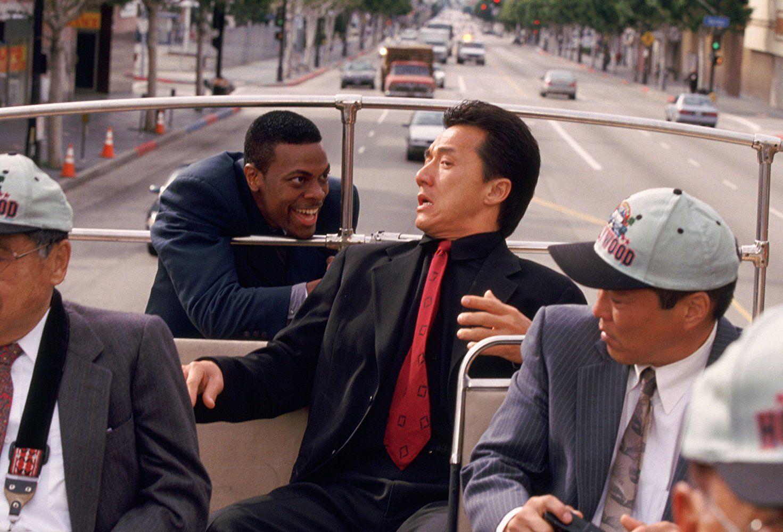 Rush Hour 1998 Photo Gallery Imdb Rush Hour Jackie Chan