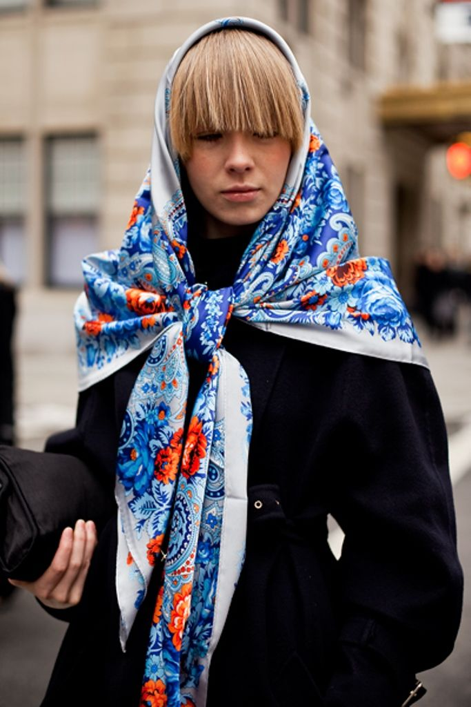Russian Street Style Vika Gazinskaya Hipop Babushka Street Fashion Pinterest Street