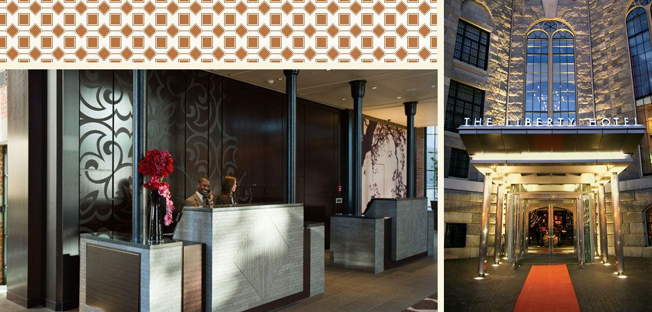 The Liberty Hotel In Boston Is A Beautiful High End Boutique Sure To Please