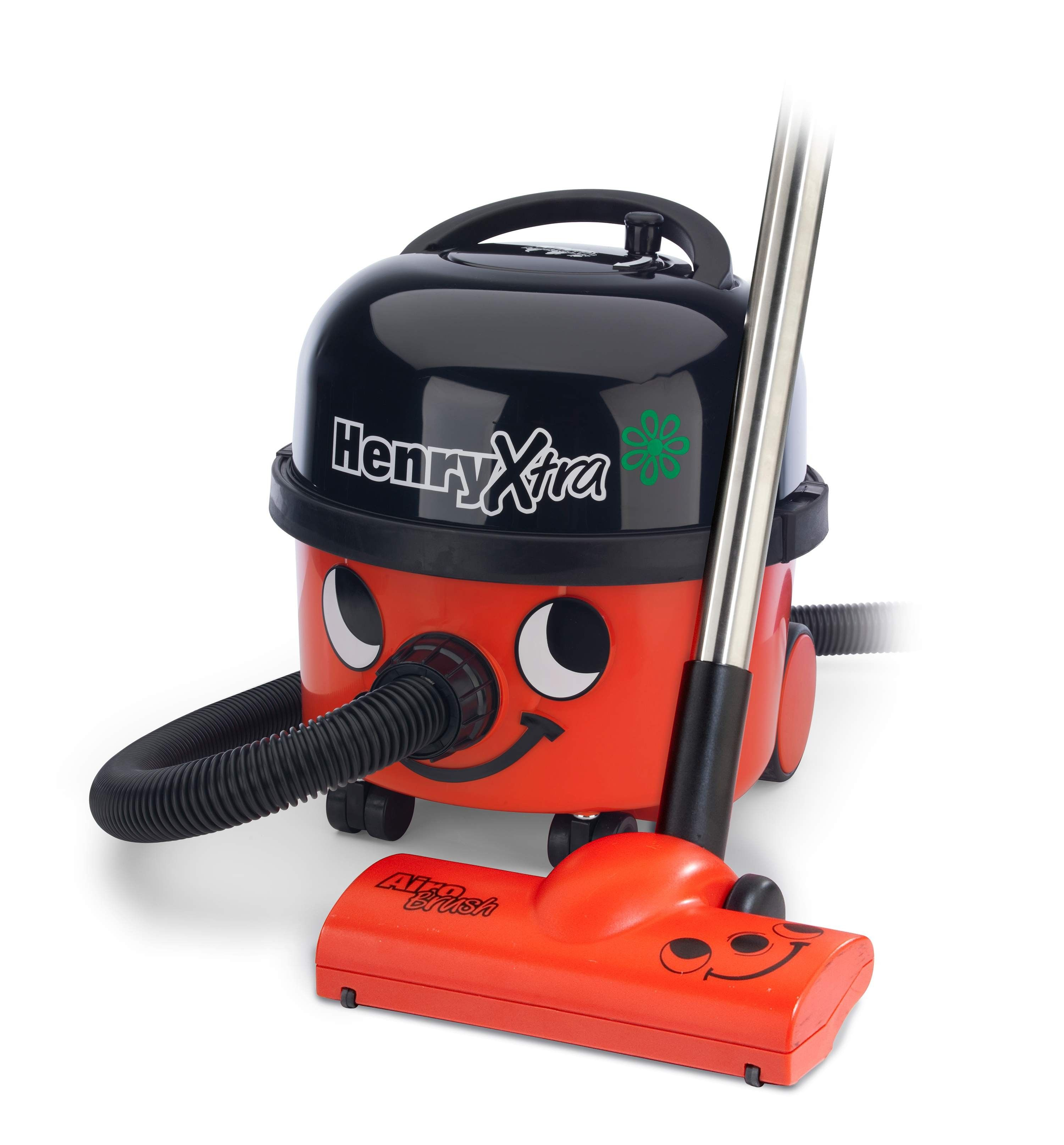 Henry Xtra Is, In Every Way, A True Henry With All The Standard Features  And More. The Unique AiroBrush Provides A Superb Level Of Carpet Care.