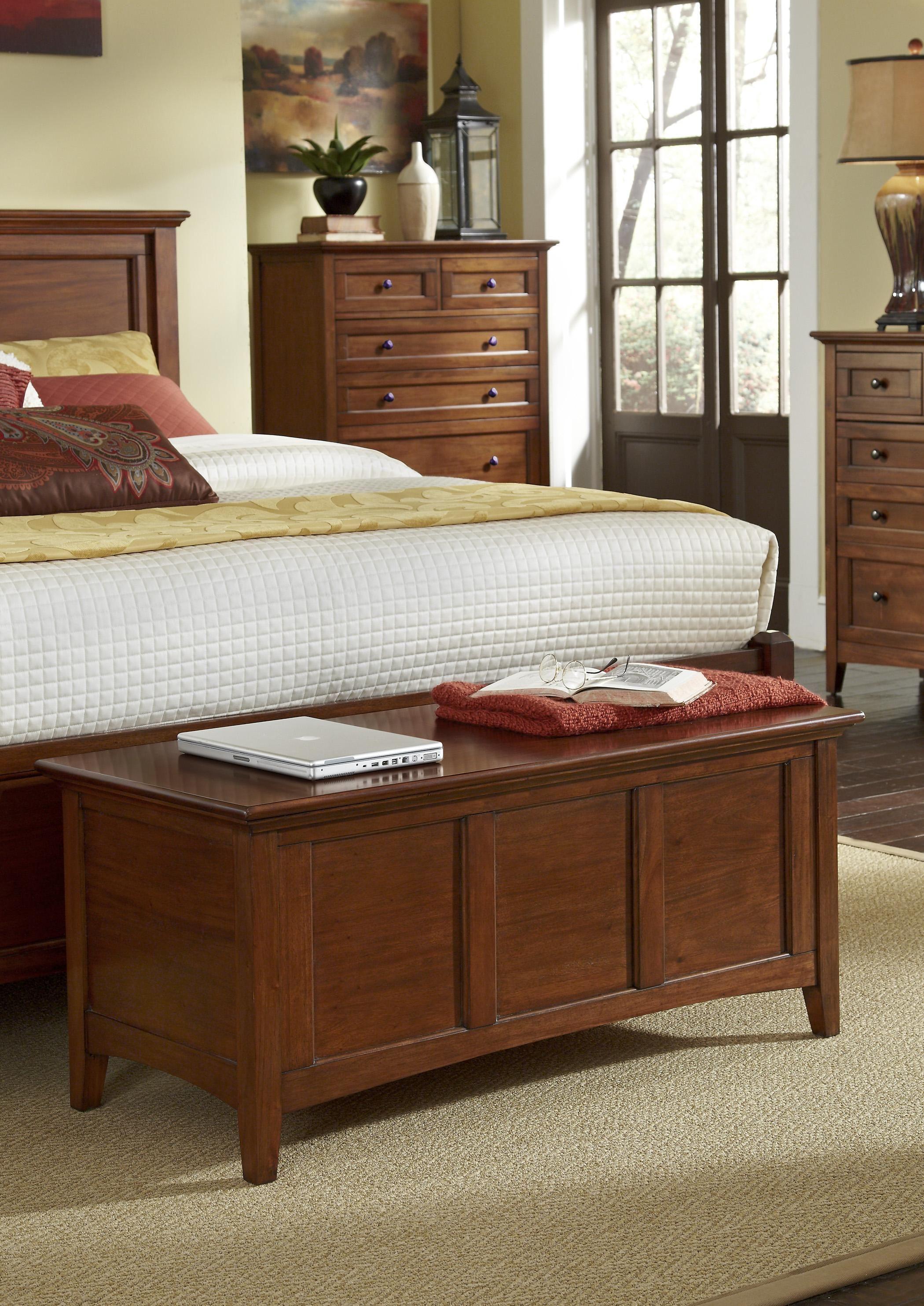 Westlake Cedar Lined Blanket Trunk Bedroom Storage Storage