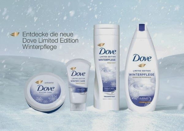 Dove Limited Edition Winter Care Handcreme Lotion Und Pflege
