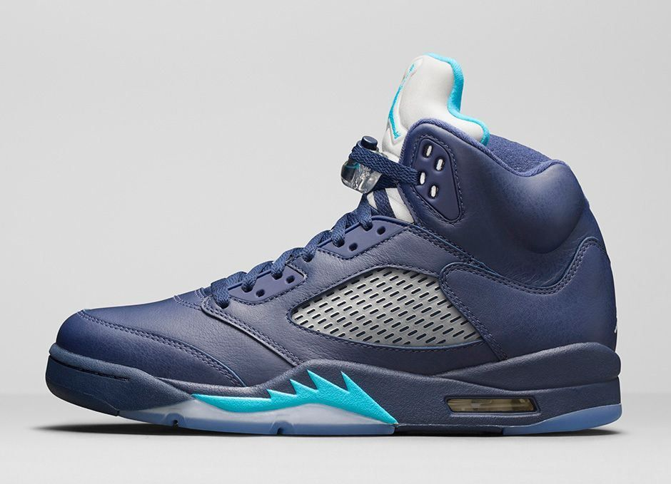 Air Jordan 5 Midnight Navy