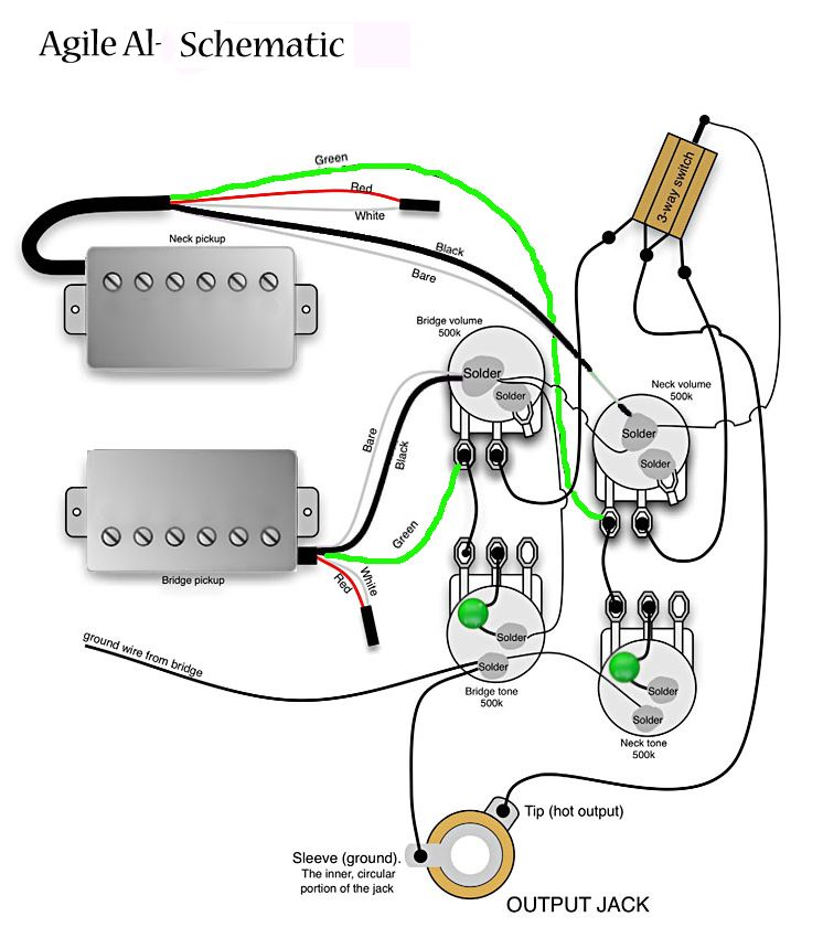 wiring guitar pickups wiring image wiring diagram guitar pickups diagram guitar auto wiring diagram schematic on wiring guitar pickups