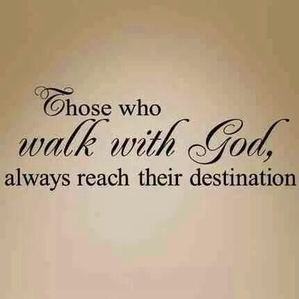 ALWAYS when you follow Him!