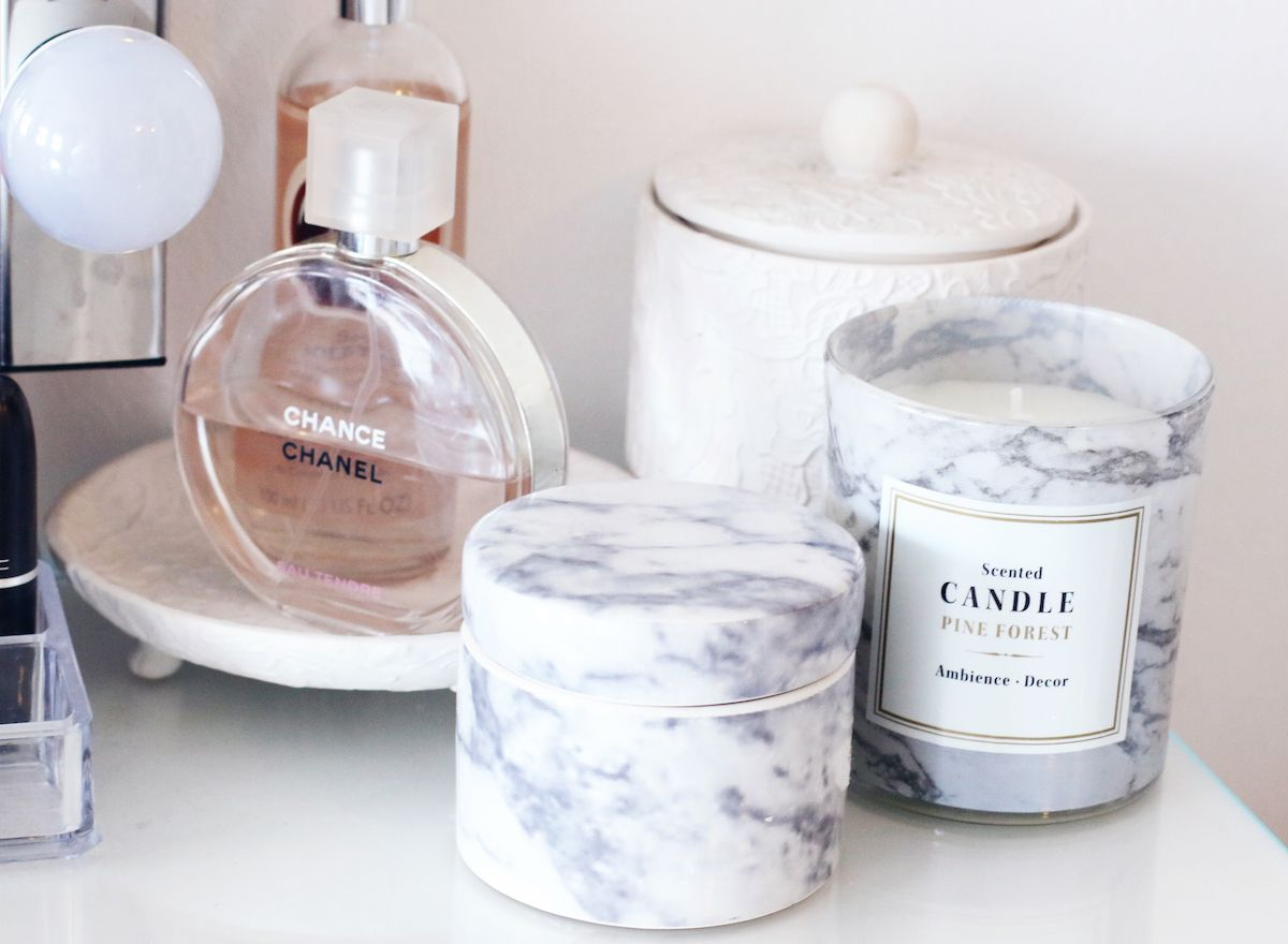 Marble Home Decor For Spring Interior Lifestyle Blogger Nyhairz