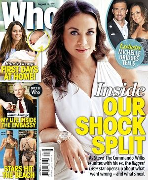 Who - 12 August 2013 #magazines #magsmoveme  http://au.lifestyle.yahoo.com/who/