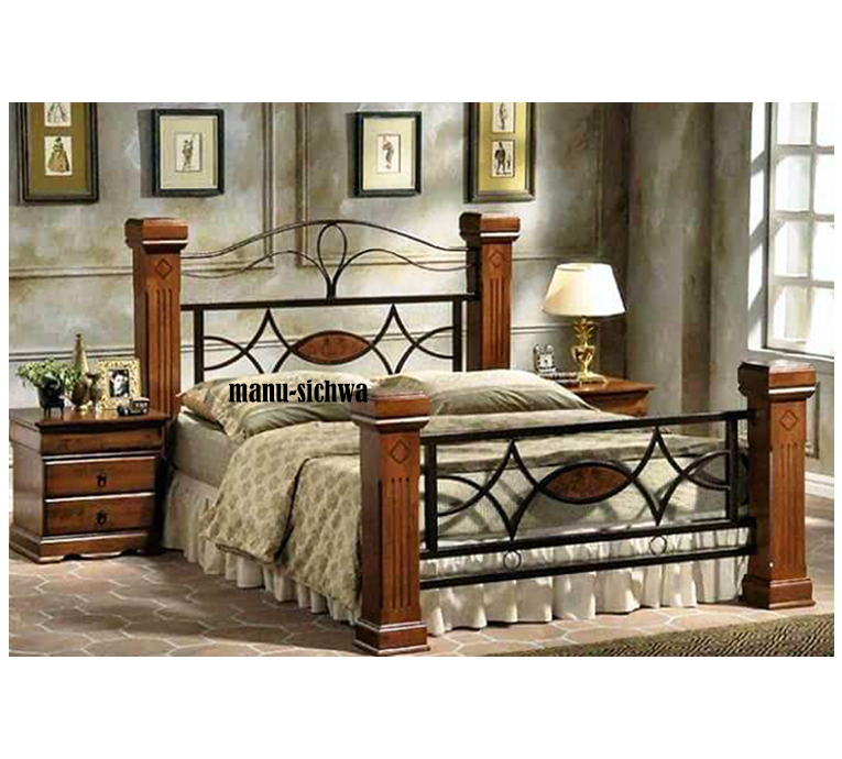 Fabricated King Size Bed 6 By 6 King Size Metal Bed Frame Bed Frame Design Bed Frame