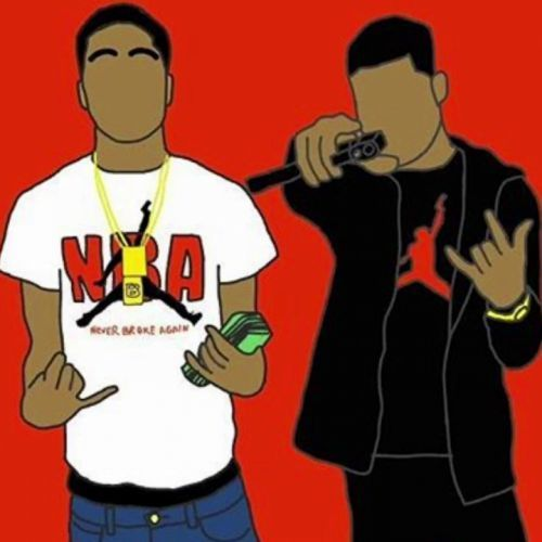 Image result for how to draw nba youngboy Rap beats, Hip